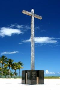 Porto Seguro - luogo prima messa cristiana